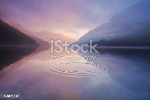 istock lake plansee, tirol austria 108327817