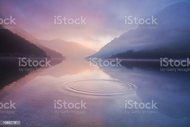 Photo of lake plansee, tirol austria