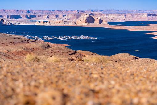 istock Lake Powell Page Arizona USA 1223991761