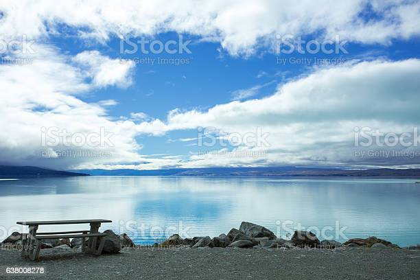 Photo of Lake Pukaki Looking Towards The Mount Cook