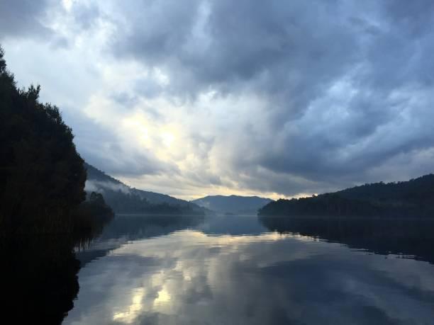 Lake Rosebery, Tasmania