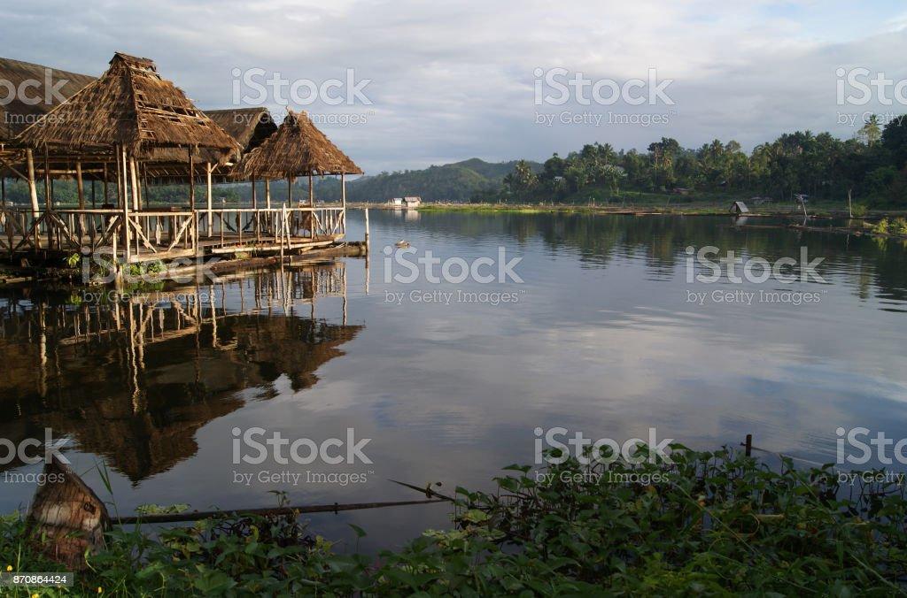 Lake sebu stock photo more pictures of cloud sky istock lake sebu royalty free stock photo thecheapjerseys Gallery