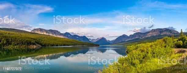 Photo of Lake Sherburne Glacier National Park