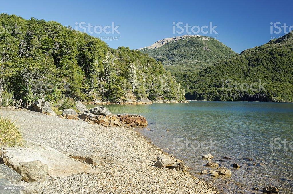 Lake Shore royalty-free stock photo