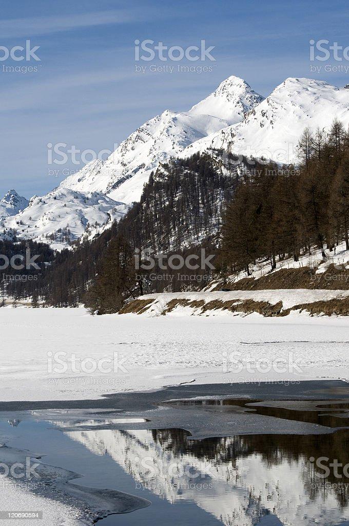 Lake Sils – Foto