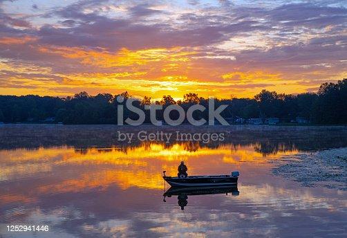 Lake Sunrise-Nyona Lake-Fulton County Indiana