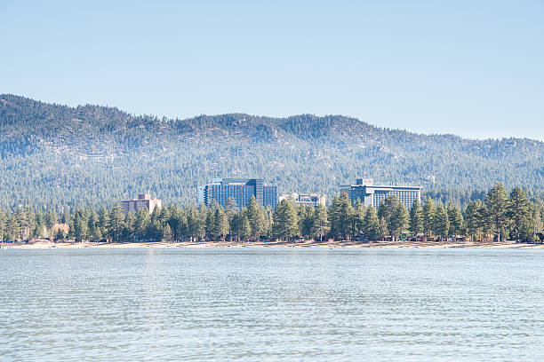 lake tahoe casinos - dally stock pictures, royalty-free photos & images