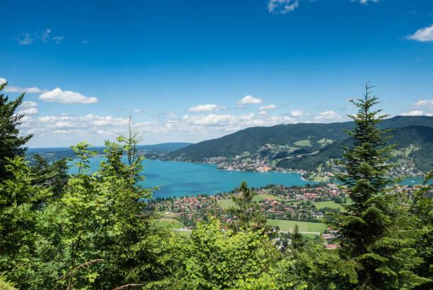 Lake Tegernsee in Bayern – Foto