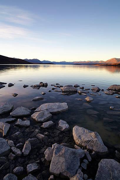 Pittoresque Lac Tekapo - Photo