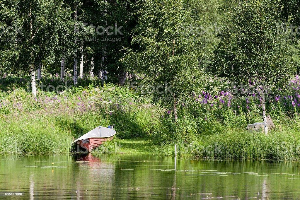 Lake Topinlampi – Foto
