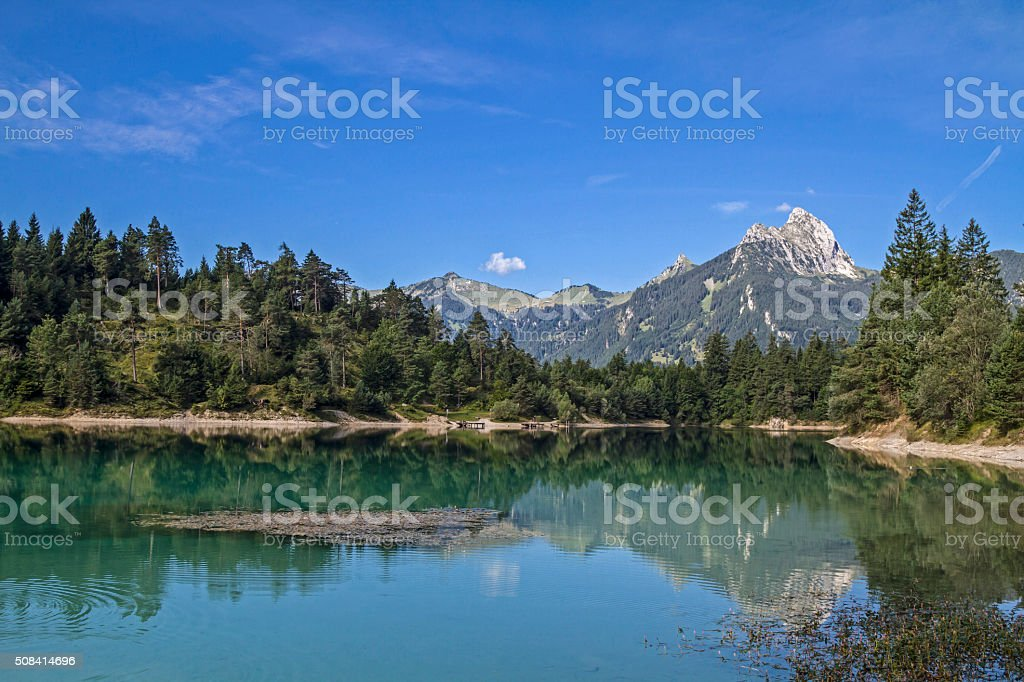 lake Uri stock photo
