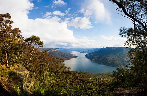 Vue sur le lac de Sydney - Photo