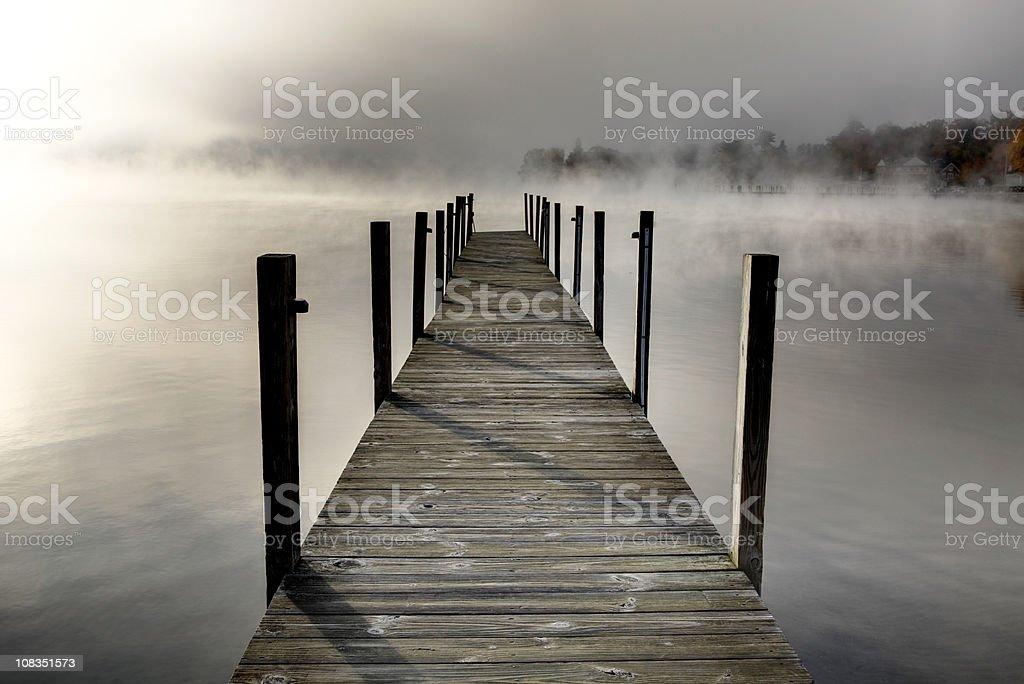 Lake Winnipesaukee royalty-free stock photo
