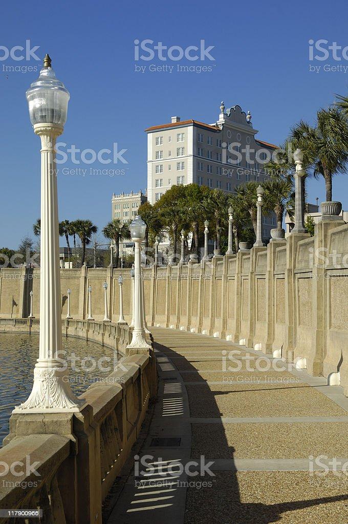 Lakeland Florida stock photo