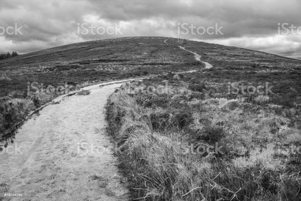Lakes, Mountains & Moorlands stock photo