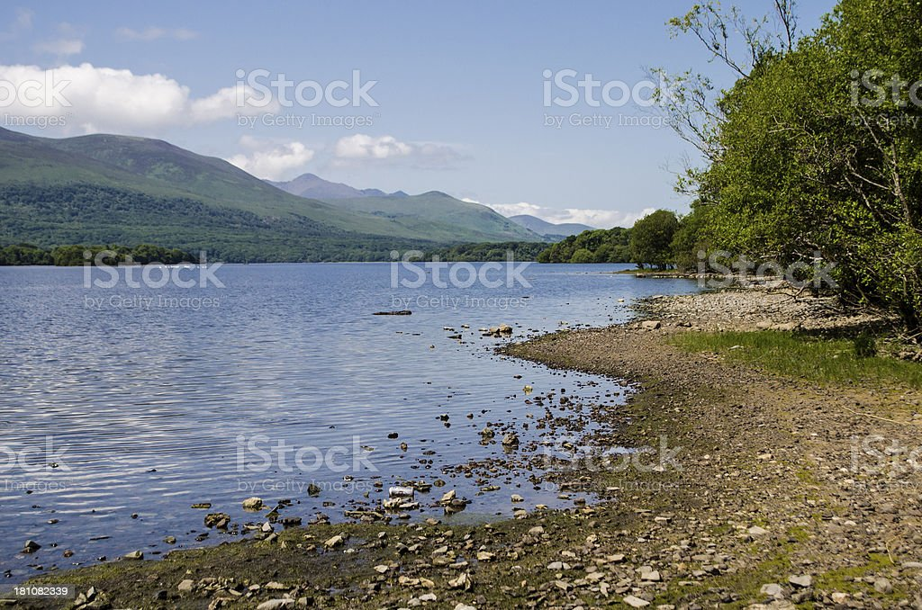 lakes of killarney, ireland royalty-free stock photo