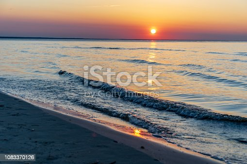 lakeside beach details with sand, rocks and blur background. seaside pattern