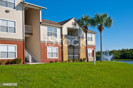 istock Lakeside Condominiums 184639153