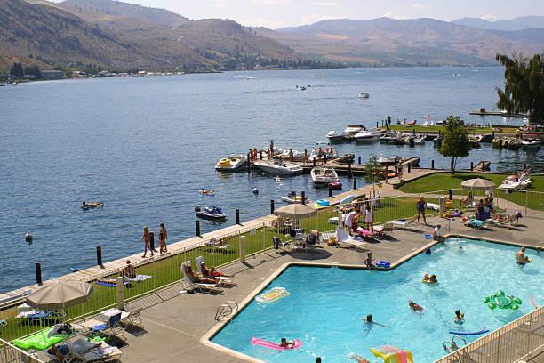 A Lakeside Resort