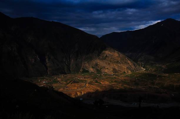 Lalazaar - Naraan Valley, Pakistan. stock photo