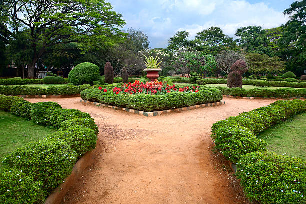 Lalbagh botanical garden in Bangalore Beautiful view of Lalbagh botanical garden in Bangalore, Karnataka, India bangalore stock pictures, royalty-free photos & images