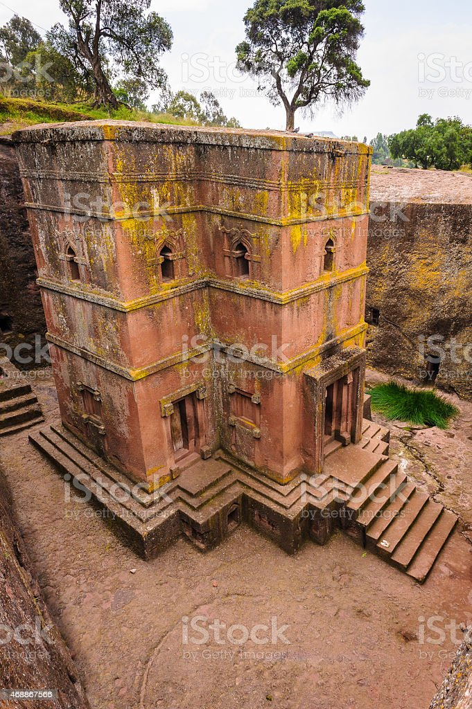 Lalibela, Ethiopia, Africa stock photo