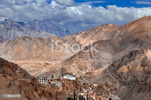 Lamayuru Gompa Jammu and Kashmir, Ladakh Region, Tibet,India,Nikon D3x