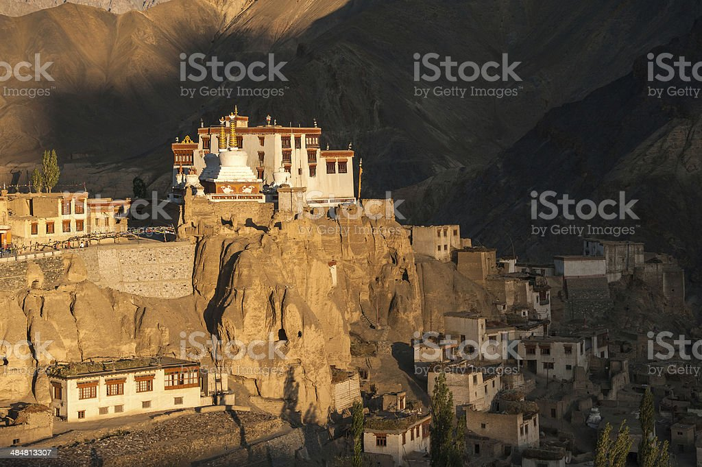 Lamayuru Or Yuru Gompa Kargil District Western Ladakh India