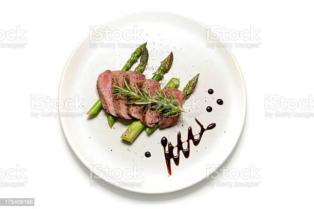 양고기 Aparagus 건강한 식생활에 대한 스톡 사진 및 기타 이미지