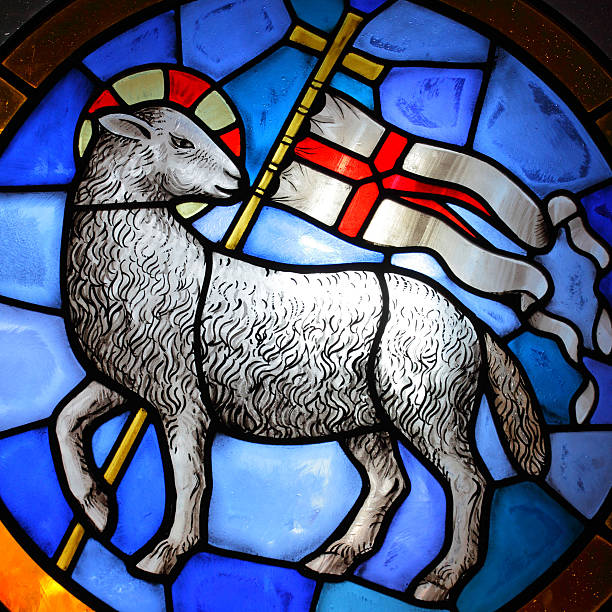 Royalty Free Lamb Of God Christian Symbol Pictures Images And Stock
