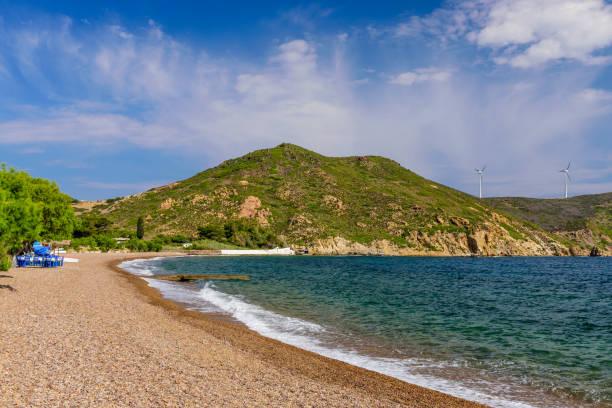 Strand von Lambi – Foto