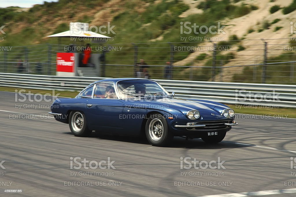 Lamborghini 350 GT stock photo