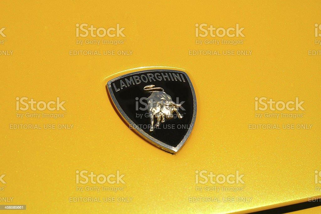 Lamborghini Badge Stock Photo More Pictures Of Badge Istock