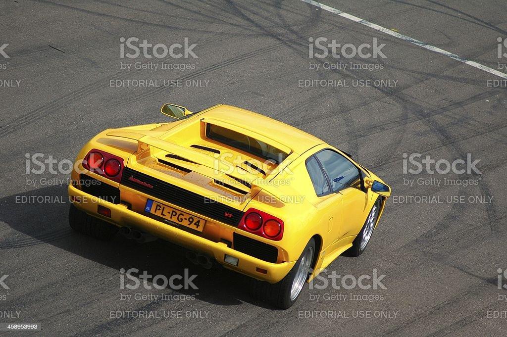 Lamborghini Diablo Stock Photo More Pictures Of Activity Istock
