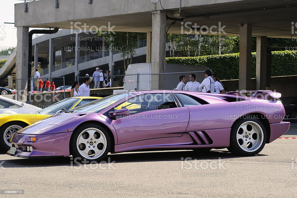 Lamborghini Diablo Se30 Stock Photo Download Image Now