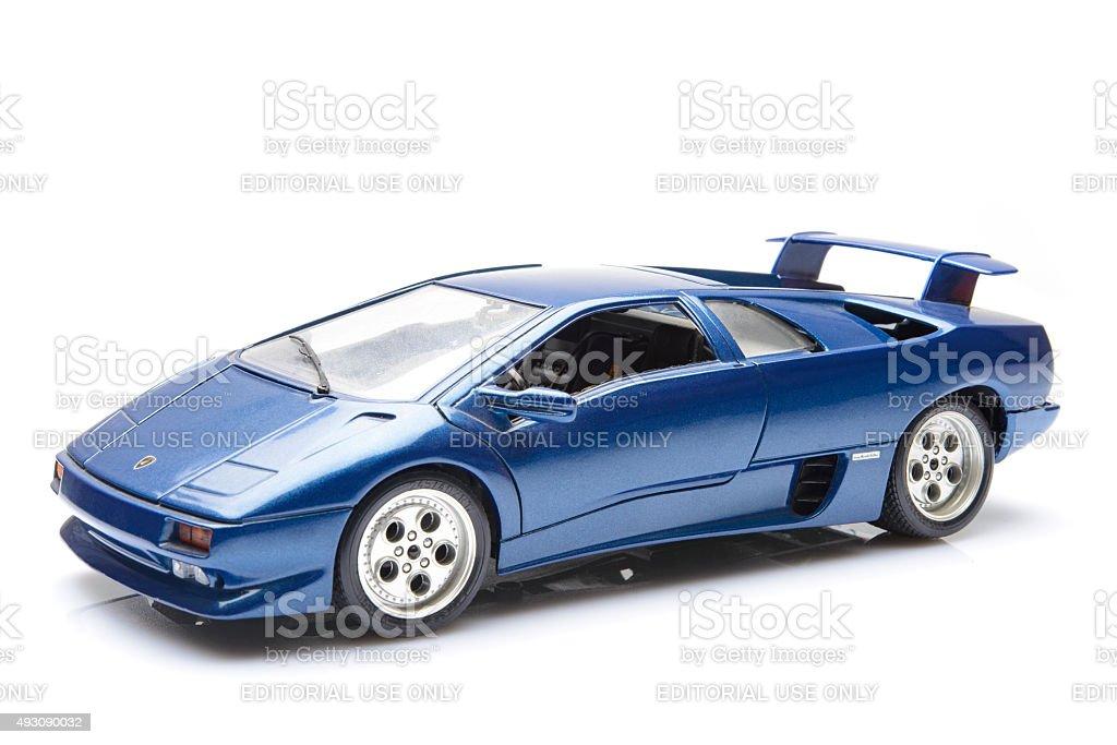 Droit Modèle Photo De Voiture Libre Lamborghini Diablo hQtrdsC