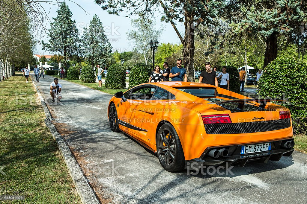 Lamborghini Gallardo Superleggera Pictures, Images And Stock Photos
