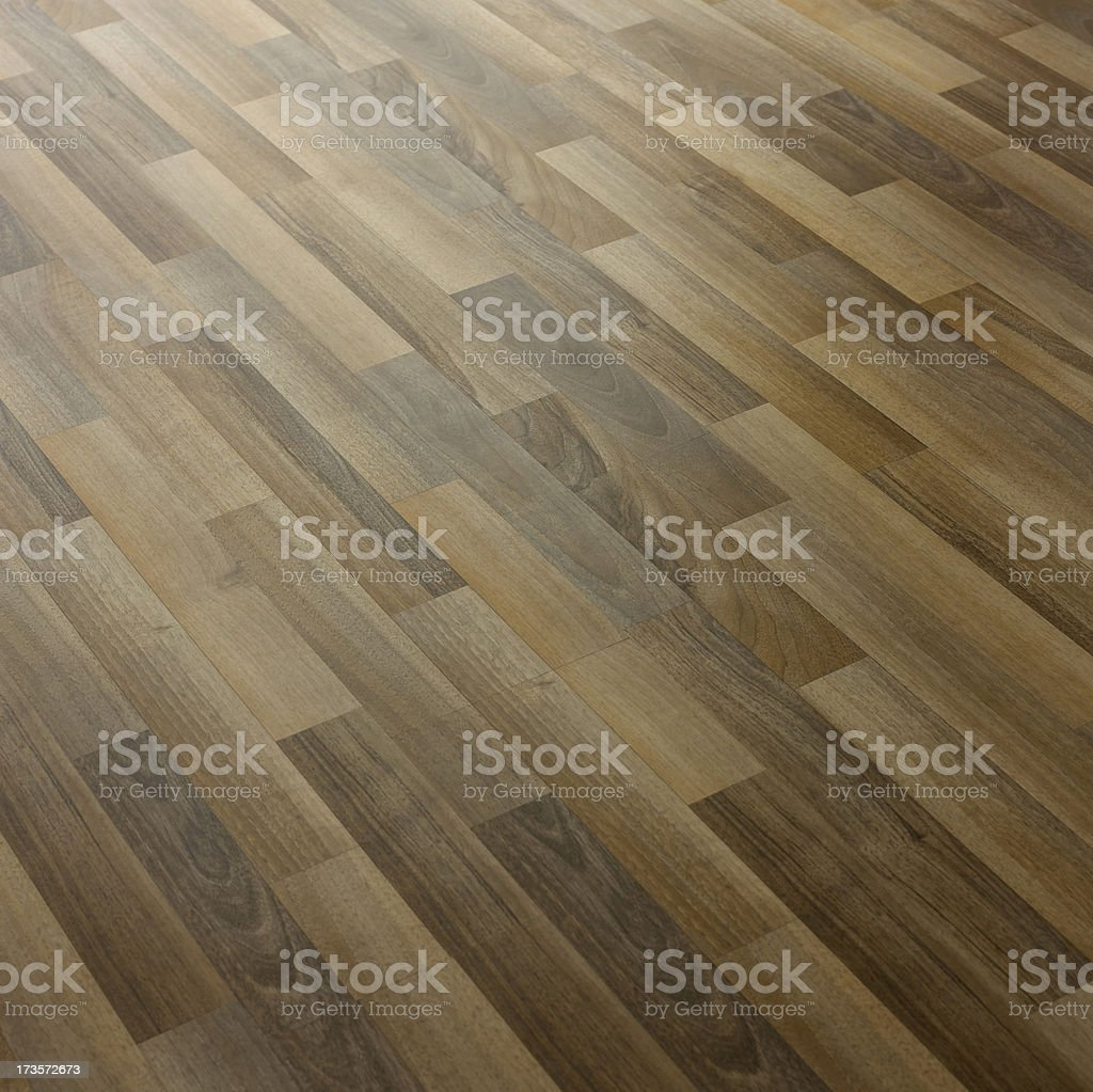 Laminate floor royalty-free stock photo