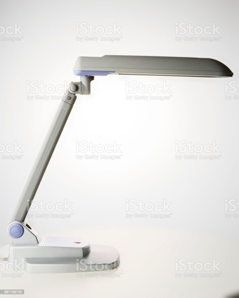 Lamp. Desk lamp stock photo