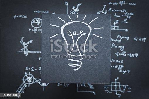 istock lamp idea invention eureka scientific research 1045528810