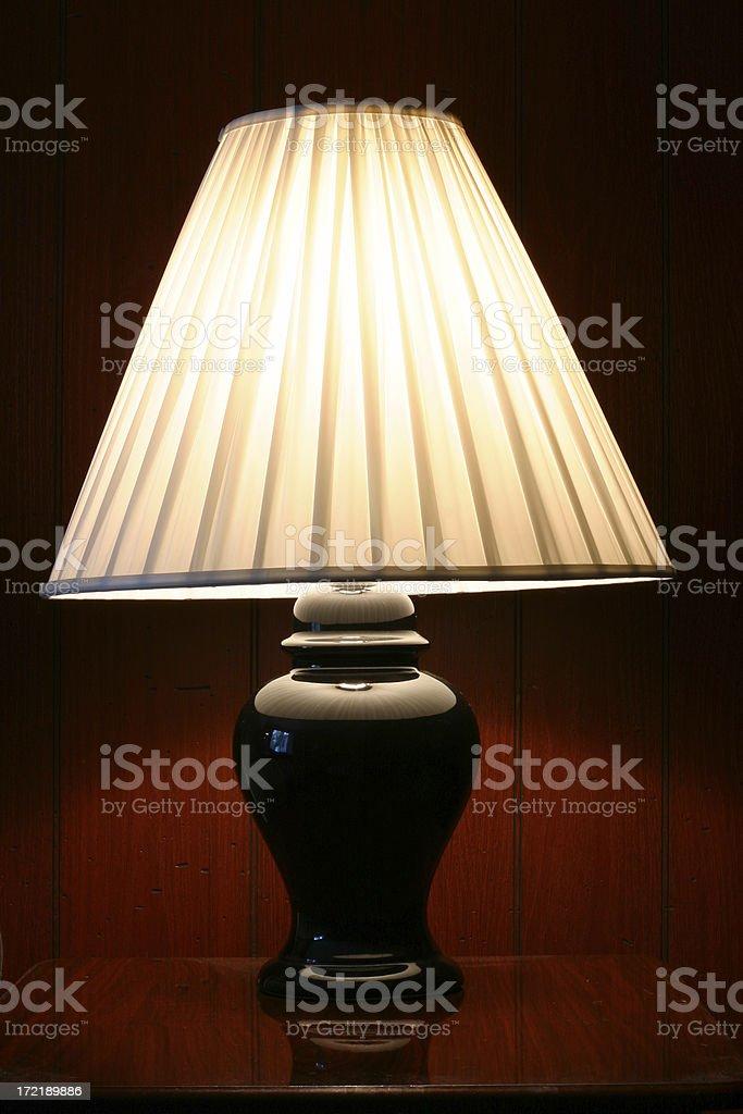 Lamp Light royalty-free stock photo