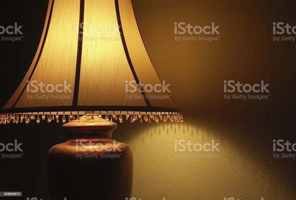 Lamp Light royalty-free stock photo