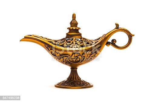 istock Lamp of Aladdin 547495238