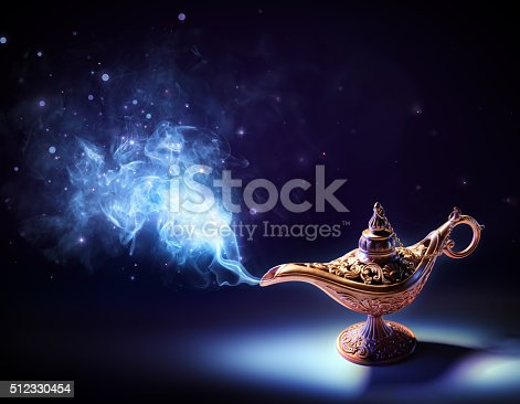 istock Lamp Of Wishes 512330454