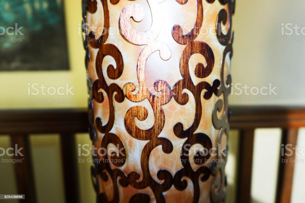 Lamp Pattern stock photo