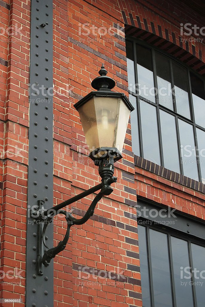 Lampada foto stock royalty-free