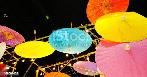 Thailand, Art, Backgrounds, Balloon, Bamboo - Material