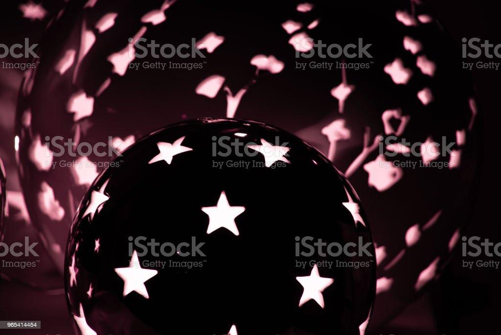 별 램프 - 로열티 프리 0명 스톡 사진
