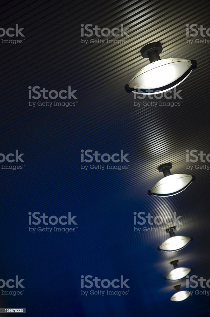 lamps royalty-free stock photo