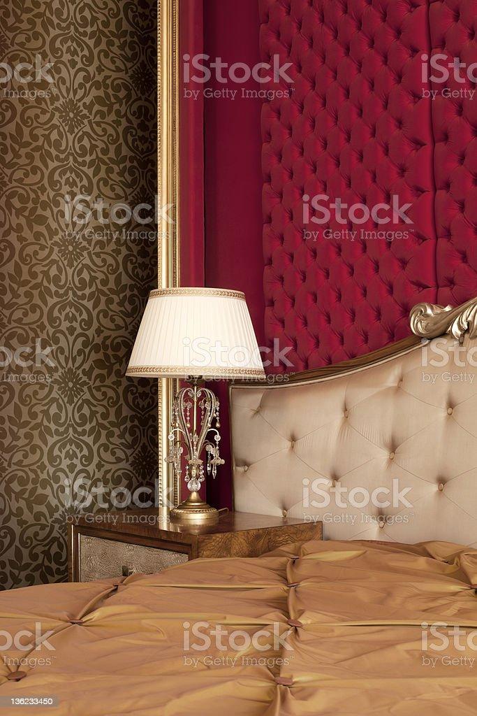 Lampshade royalty-free stock photo
